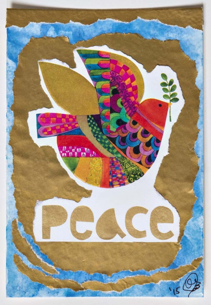 Peace-collage
